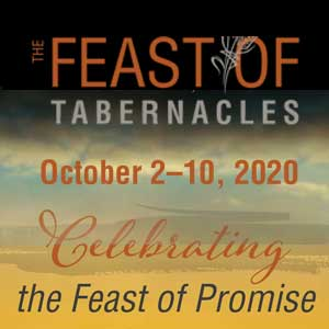 2020 Feast of Tabernacles