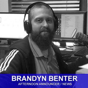 Brandyn Benter