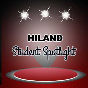 WKLM - Hiland Student Spotlight