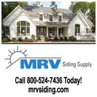 MRV Siding Supply