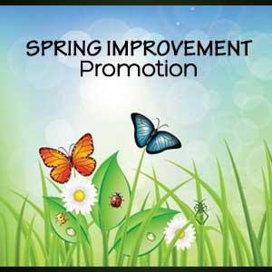 WKLM - Spring Improvement Promotion